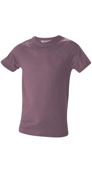 Edelrid M's Kamikaze T-Shirt aubergine